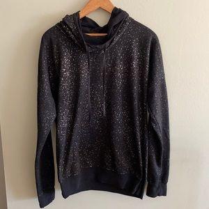 Material girl hoodie